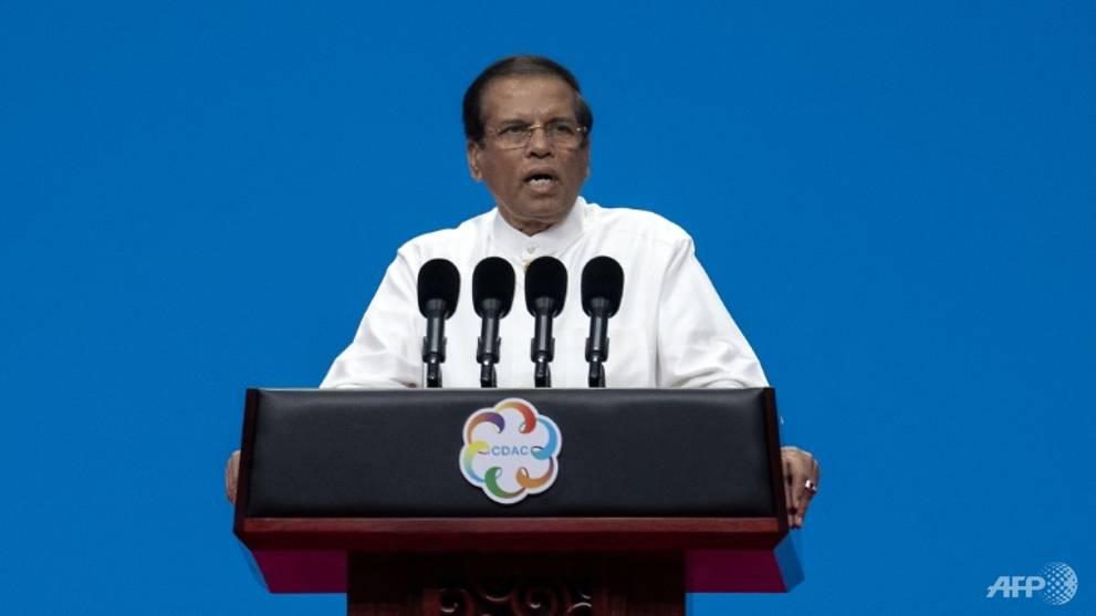 Sri Lanka president rebuffs UN chief over hangings