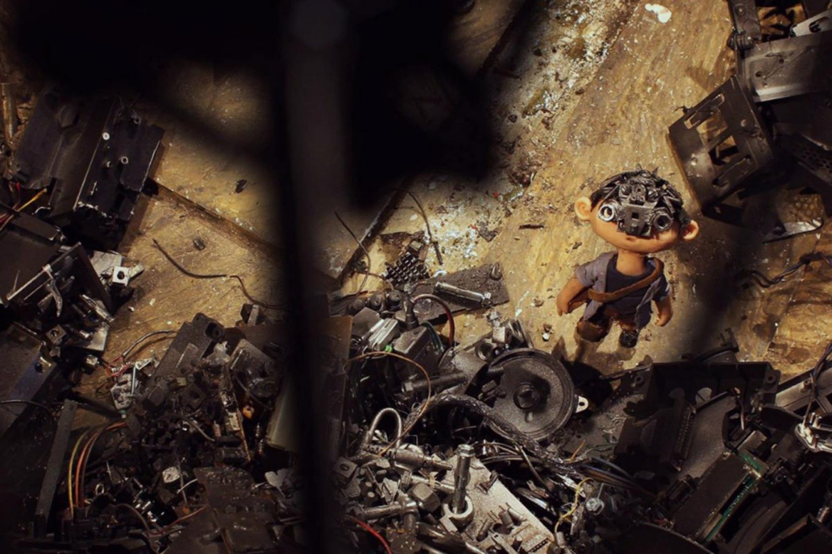 Stop-motion animation about humans and robots among winners at National Youth Film Awards