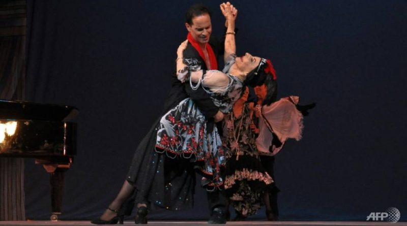 Cuban ballet legend Alicia Alonso dead at 98 UP Station